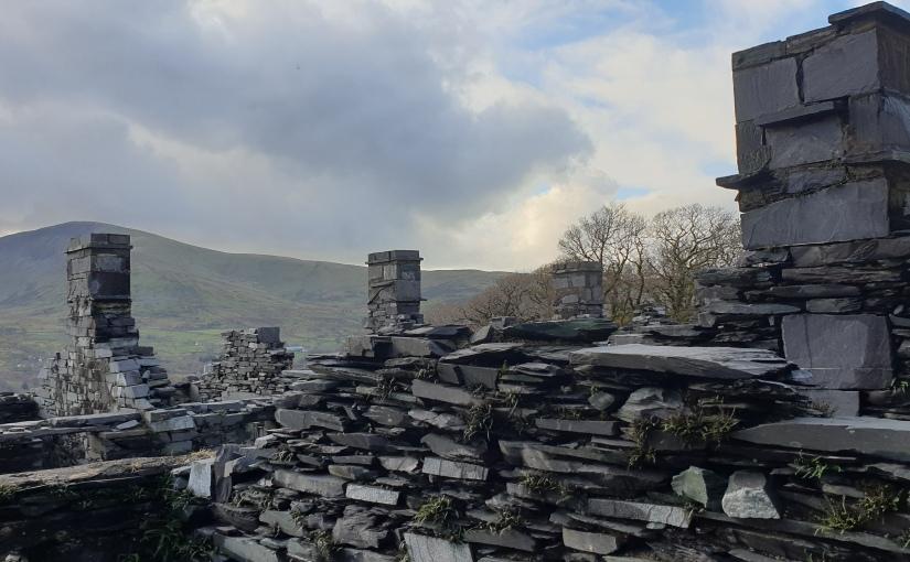 Exploring our corner of North Wales: PartOne
